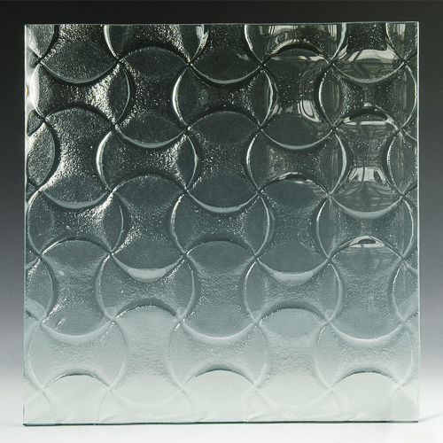 Tennis Textured Glass front