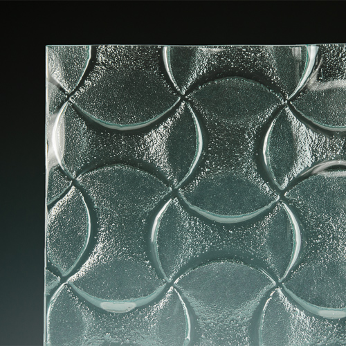 Tennis Textured Glass corner