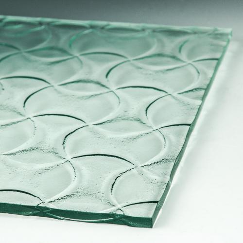 Tennis Textured Glass flat