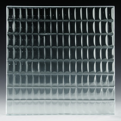 Lattice Low Iron Glass 2