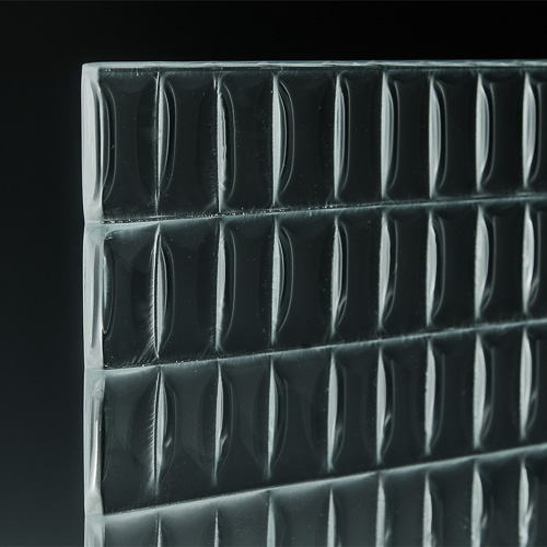 Lattice Low Iron Glass