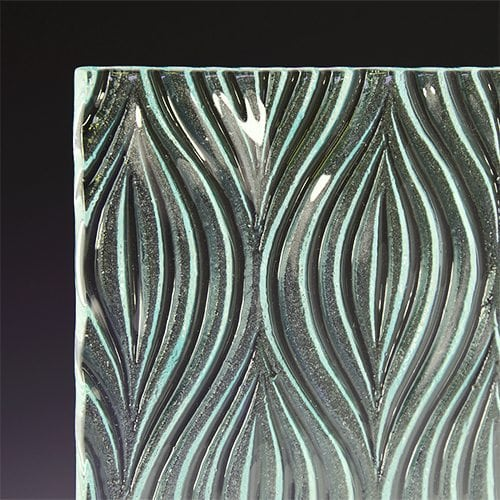 Aladdin Textured Glass 3