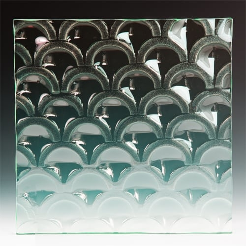 Arch Textured Glass 2