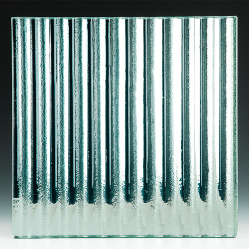 Arroyo Clear Silvered Glass front