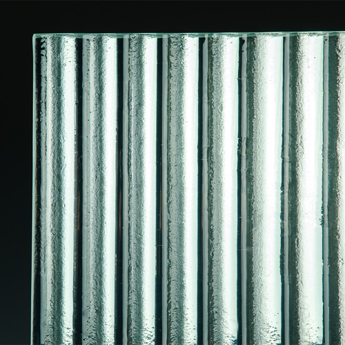 Arroyo Clear Silvered Glass corner
