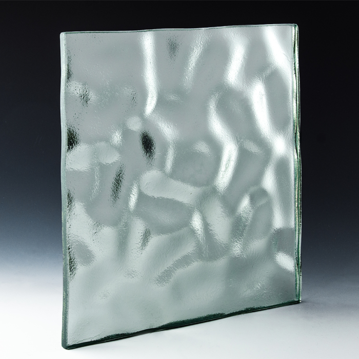 Boulder Silvered Glass angle