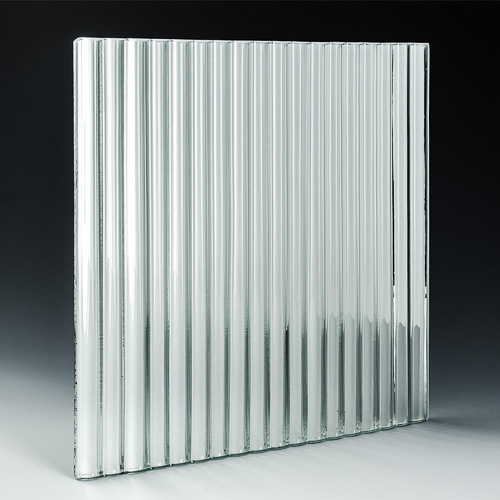 Channel Low Iron Silvered Glass angle