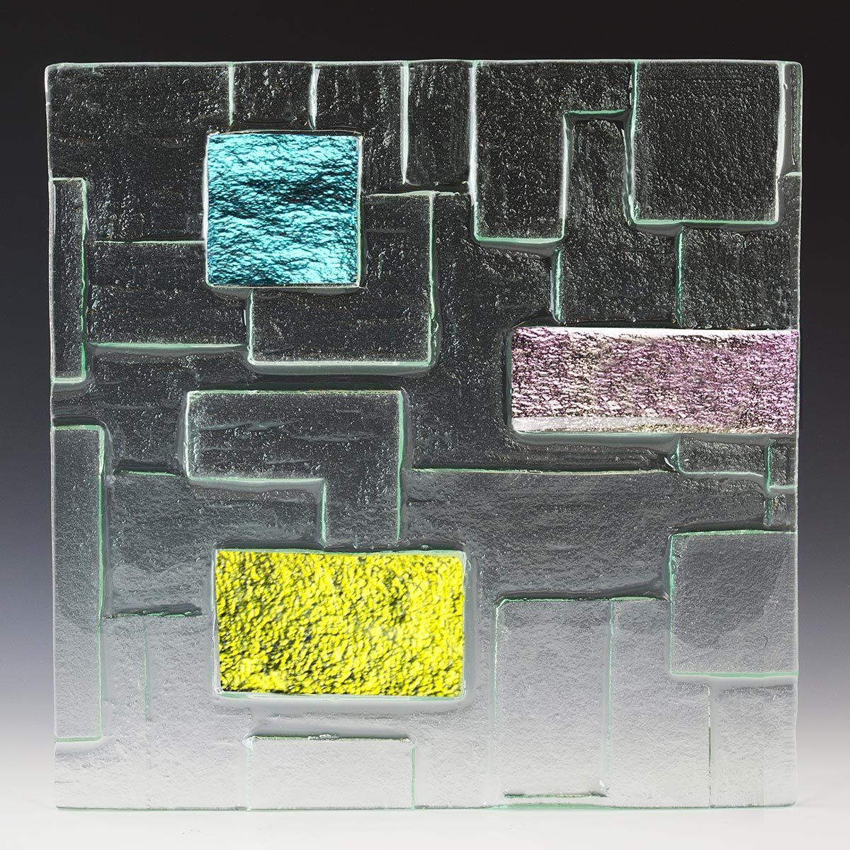 Citadel Dichroic glass front