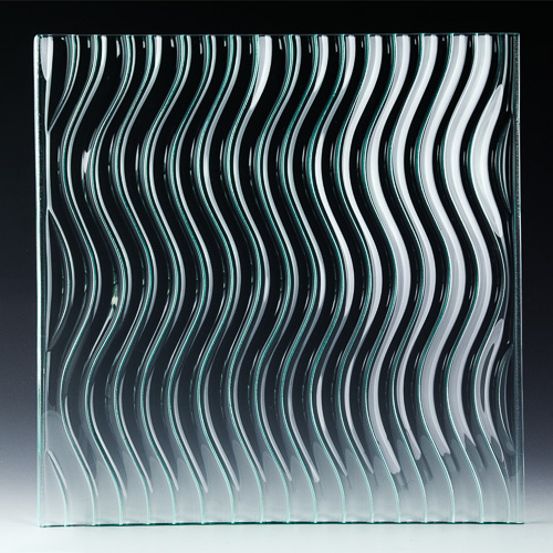 Contour Architectural Cast Glass 2
