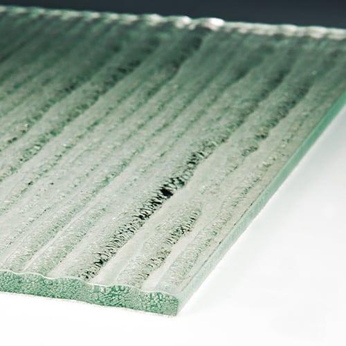 Crystal Cascade XL Clear Textured
