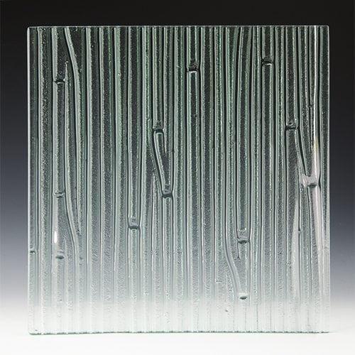 Deep Rain Textured Glass 2