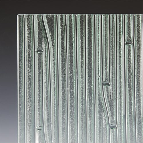 Deep Rain Textured Glass 3