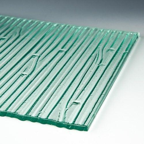 Deep Rain Textured Glass 4