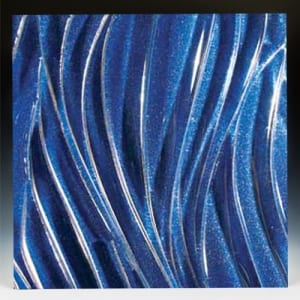 Gemstone Cobalt Glass front