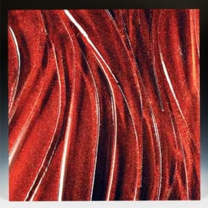 Gemstone Red Glass front