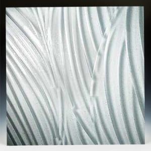 Gemstone White Glass front