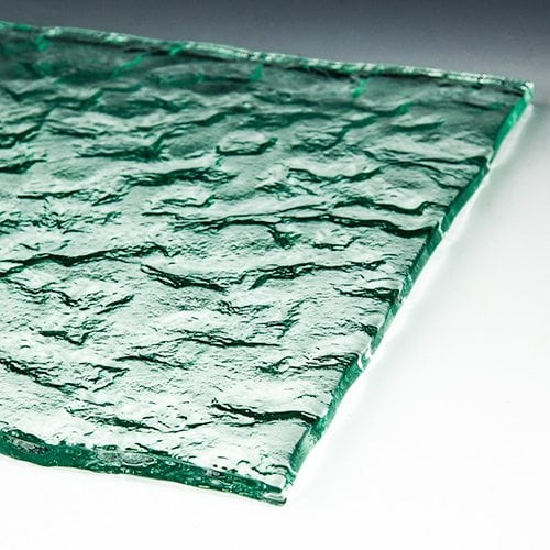 Granite Textured Glass Flat
