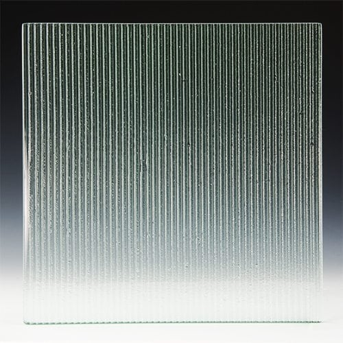 Linear Textured Glass Pic 2