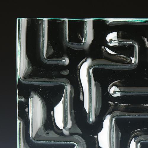 Maze Glass corner