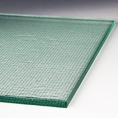 Microfibre Textured Glass 4