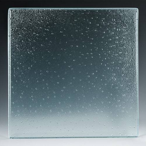 Particle Textured Glass front