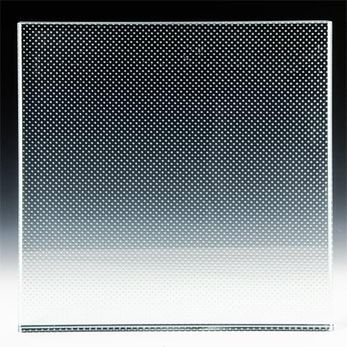 Pixel Clear Glass Treads 2