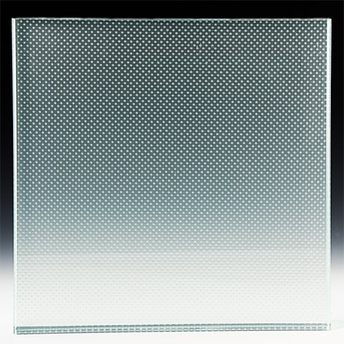 Pixel Frosted Glass Treads 2