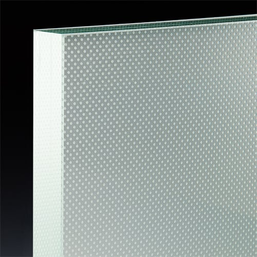 Pixel Frosted Glass Treads 3