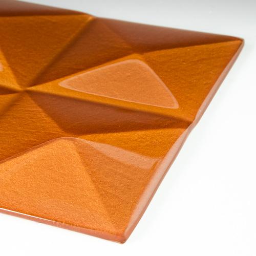 Pyramid Gamma Gold Glass 1