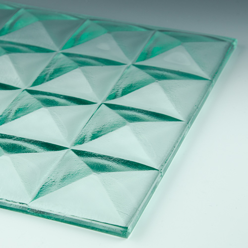 Pyramid Petite Clear Glass