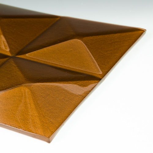 Pyramid Cognac Glass flat