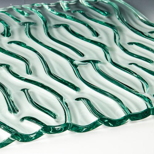 Ripple Glass flat