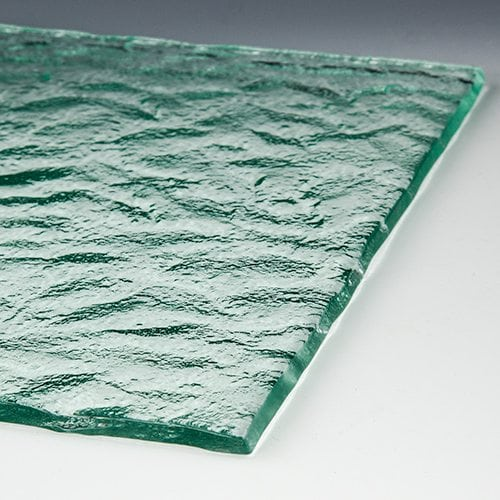 Rocky Mountain Textured Glass flat