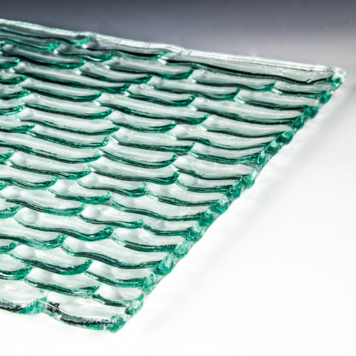 Runnel Textured Glass 4