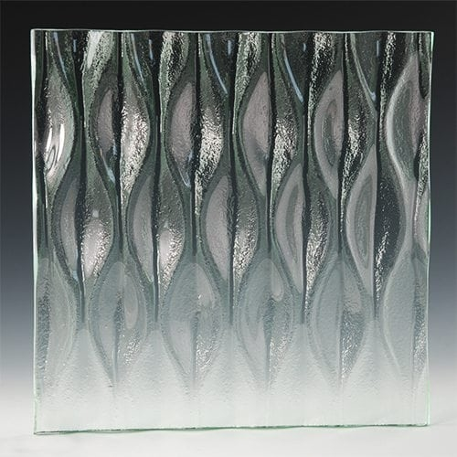 Wavelet Textured Glass 2
