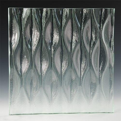 Wavelet Textured Glass 2