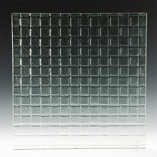 Weave Textured Glass 2