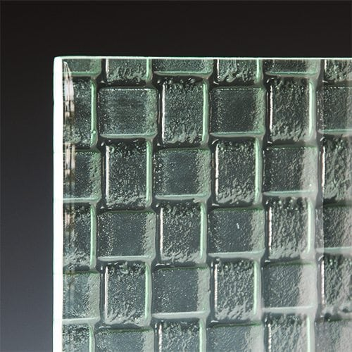 Weave Textured Glass 3
