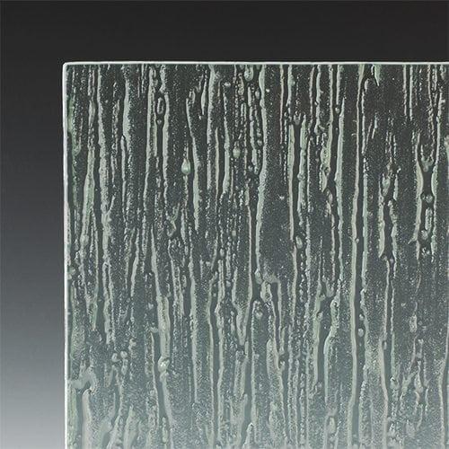 cascade glass corner