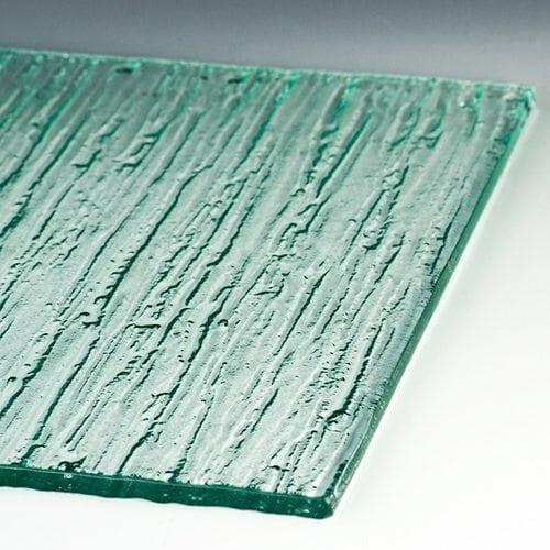 cascade glass flat