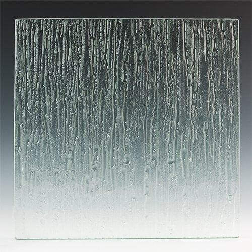 cascade glass front