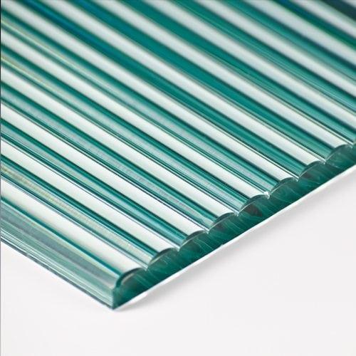 Channel Glass flat