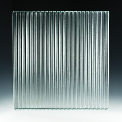 Furrow Glass front