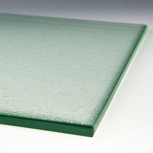natural glass flat