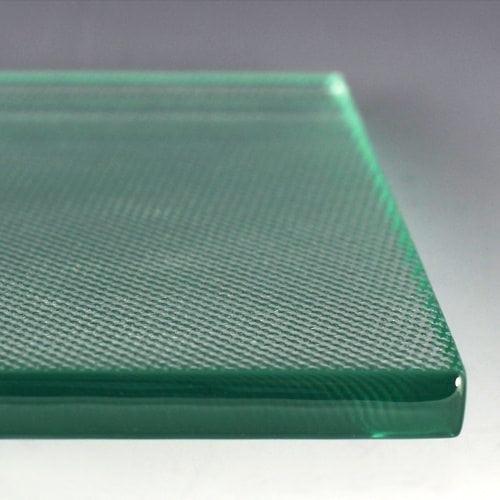 Organic Mesh Glass flat