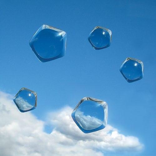 penta sphere glass