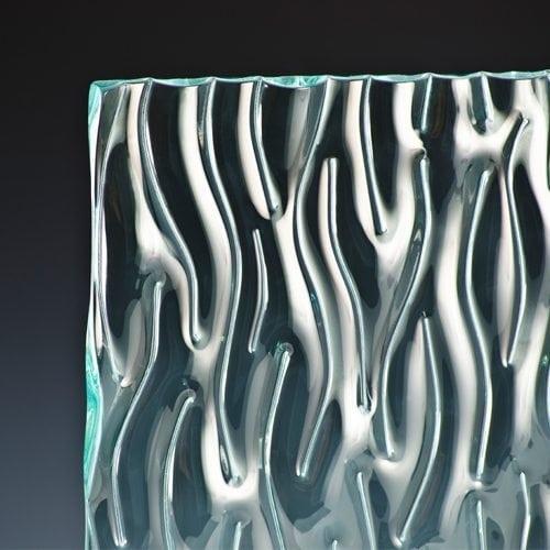 Ripple Glass corner