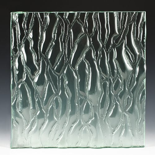 rivulet glass front