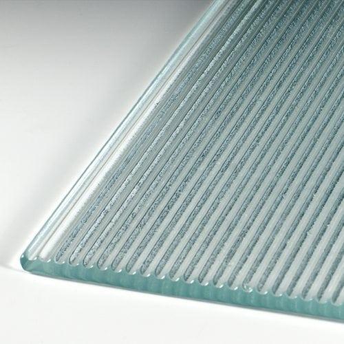 sawtooth micro glass flat
