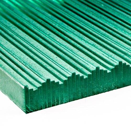 stax beamz clear glass corner